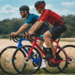 viaggiare in bici da strada